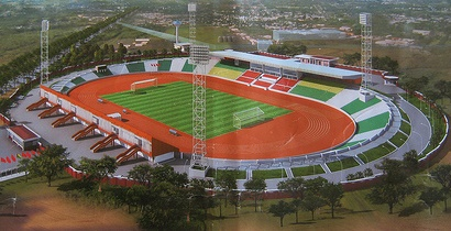 Image result for estadio 24 de setembro bissau