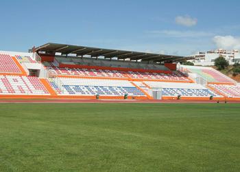 Resultado de imagem para estadio municipal de albufeira