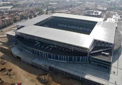 Espanyol de Barcelona tem estádio invejável que custou menos de 26% do novo Maracanã