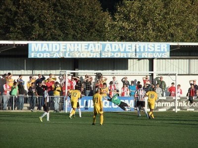 Maidenhead Utd x Woking - The FA Cup 2011/2012 - 3ª Ronda Qualif.
