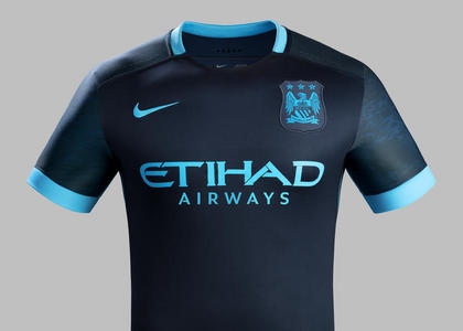 Equipamento alternativo do Manchester City 2015/16