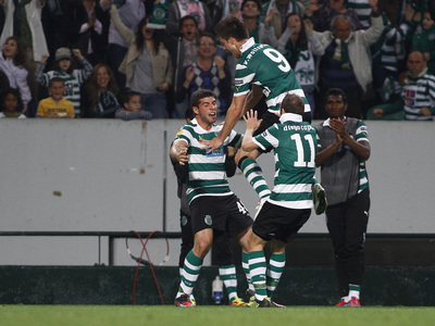 Sporting x Metalist Europa League 11/12