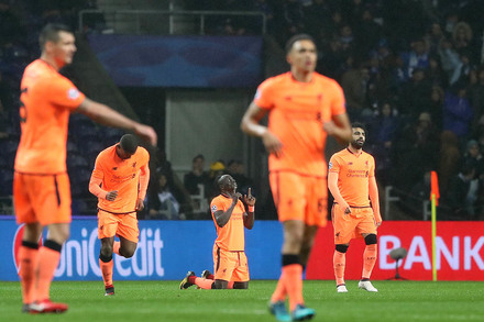 Champions League: FC Porto x Liverpool 1/8