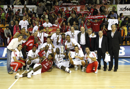 Benfica x Acad?mica - Superta?a de Portugal Basquetebol 2012/13 - Final?