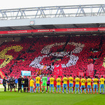 Liverpool v Crystal Palace Premier League 16/05/2015