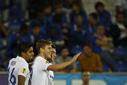 Estoril Praia v Dynamo Moskva UEFA Europa League 2014/15