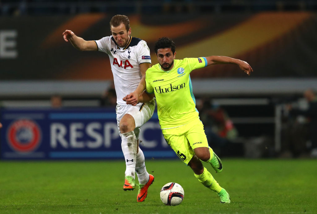 Harry Kane, Kenny Saief
