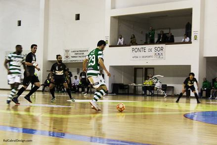 Eléctrico 1-3 Sporting    Taça de Portugal Futsal 2018 2019    Ficha ... 7e14583cd078f