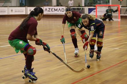 Portugal x Espanha - Europeu Feminino 2018 - Hóquei em Patins - Campeonato 83fbc0a1263ed