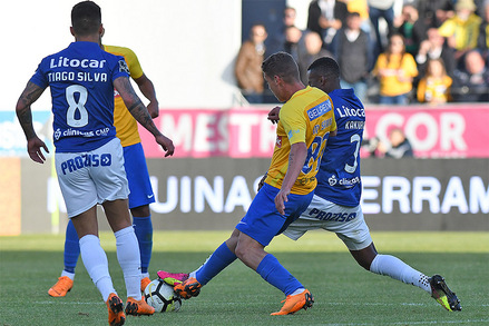 Liga NOS: Feirense x Estoril
