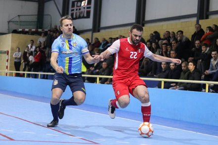 Nogueiró e Tenões x Braga - Taça de Portugal Futsal 2018 2019 - 2f0b724beb4f2