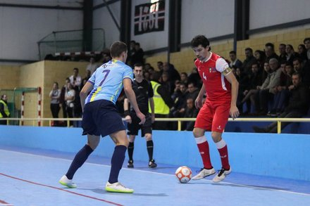 Nogueiró e Tenões 0-3 Braga    Taça de Portugal Futsal 2018 2019 ... ae15066225eb4
