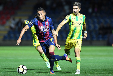 Liga NOS: GD Chaves x CD Tondela
