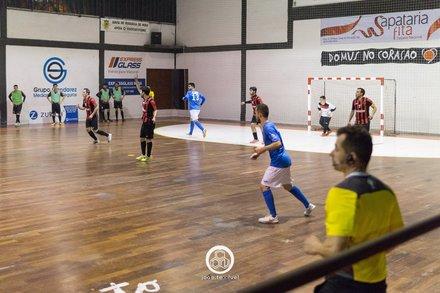 Domus Nostra x Belenenses - Taça de Portugal Futsal 2018 2019 - 1 16 de  Final 3bc5f7519a373