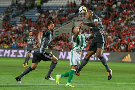Benfica v Real Betis: Algarve Football Cup 2017