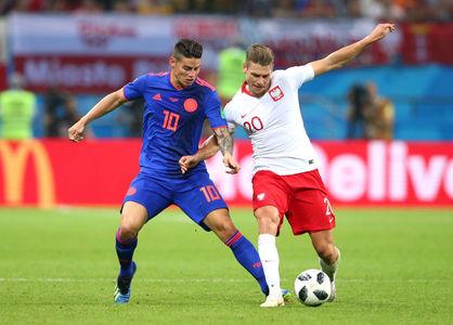 Polónia 0-3 Colômbia    Rússia 2018    Ficha do Jogo    zerozero.pt 45741039bc09d