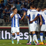 Arouca 0:5 FC Porto