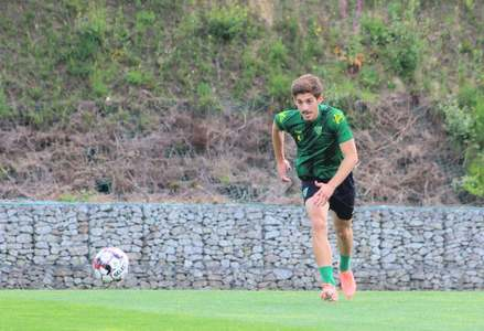 O regresso do Tondela ao relvado