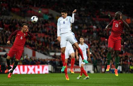 Inglaterra 1-0 Portugal    Jogos Amigáveis 2016    Ficha do Jogo ... 46282d21ba61d