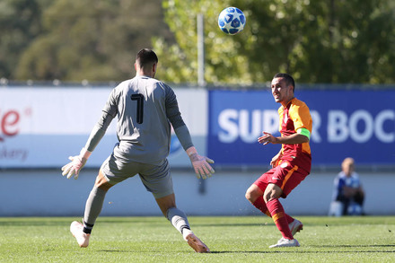 UEFA Youth League: FC Porto S19 x Galatasaray S19