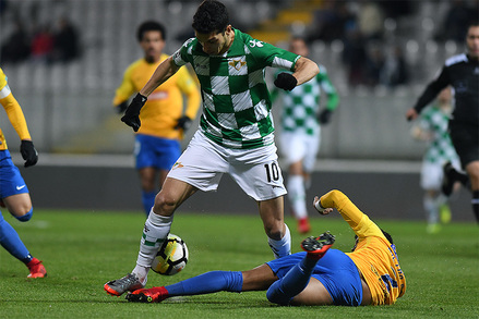 Liga NOS: Moreirense x Estoril