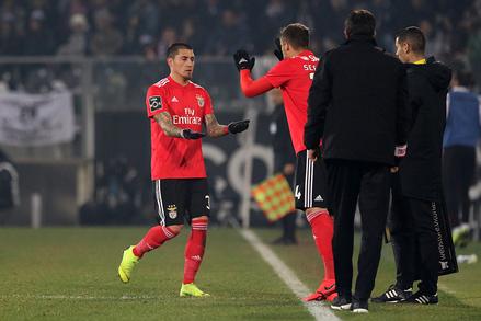 Nicolás Castillo deixa Benfica e ruma ao América    zerozero.pt 979ce2922c894