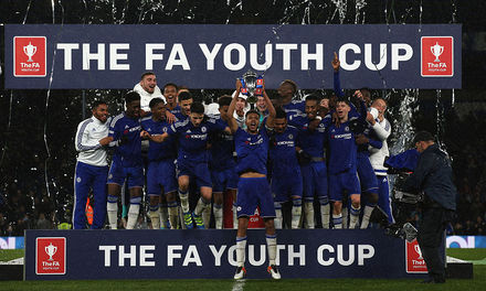 Chelsea x Manchester City - FA Youth Cup 2015/16 - Final  | 2ª Mão
