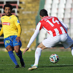 Leix�es v Estoril 1/8 Ta�a de Portugal 2013/14