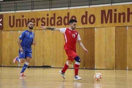 e6569a207e Braga x Modicus - Liga SportZone 2018 2019 - Campeonato Jornada 10