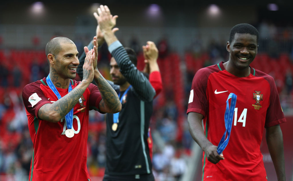 William Carvalho, Ricardo Quaresma