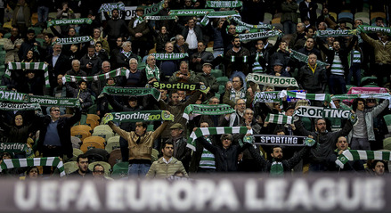 Europa League: Sporting x Plzen