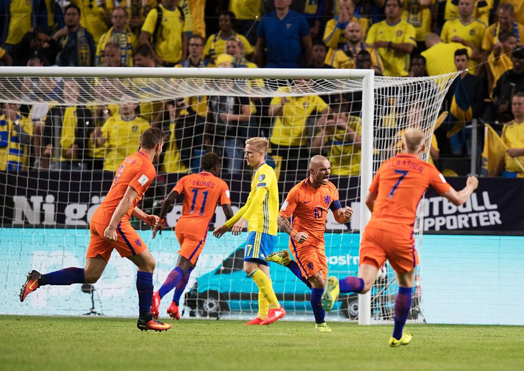 Suécia 1-1 Holanda    Apuramento WC2018 - UEFA    Ficha do Jogo ... d378d1594aa20