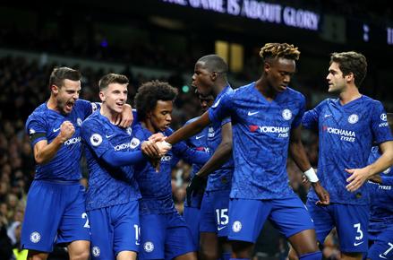 Tottenham 0 2 Chelsea Premier League 2019 2020 Ficha Do Jogo Zerozero Pt