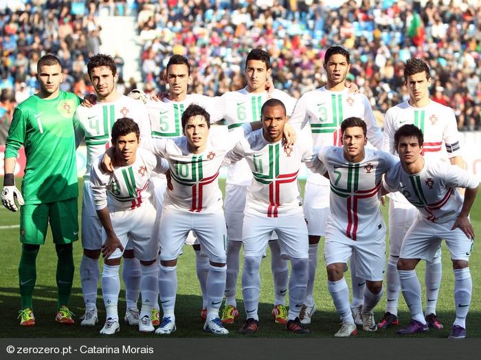 65f7936ff2871 Capitaneou uma equipa de sub-21 repleta de jogadores que já despontaram ao  mais alto nível ©Catarina Morais