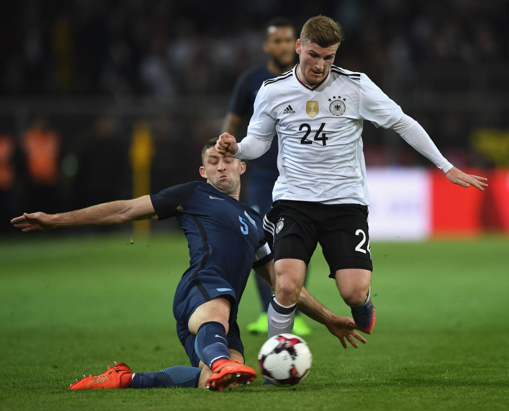Timo Werner, Gary Cahill