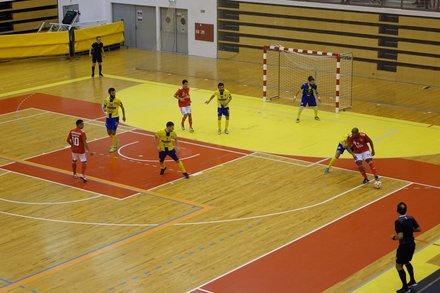 CS São João x Benfica - Taça de Portugal Futsal 2018 2019 - 1 16 de ... f1857f1b3e300