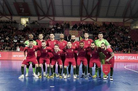 Portugal x Brasil - Amigáveis Seleções Futsal 2019 - Jogos Amigáveis 03ae01a6f0369
