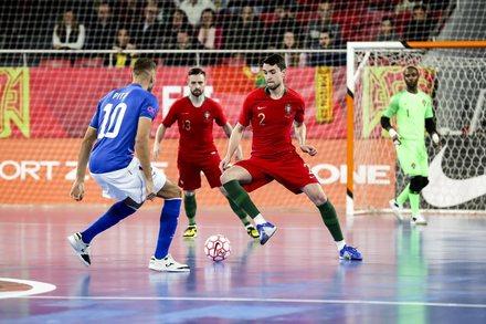 Portugal x Brasil - Amigáveis Seleções Futsal 2019 - Jogos Amigá 573d8e421e4bd