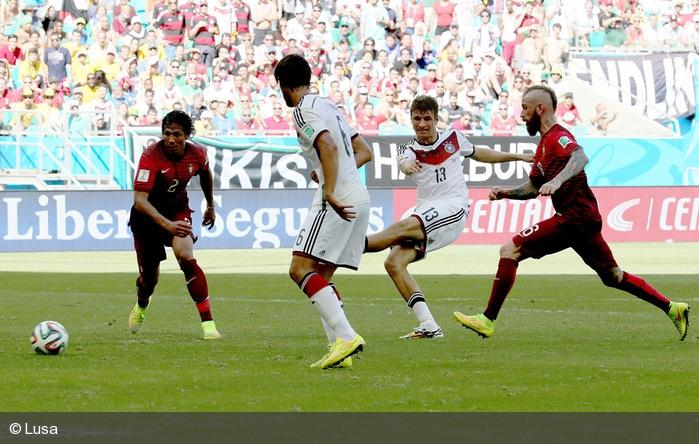 d5d4fe74a9 Portugal goleado na estreia pela Alemanha (4x0)    zerozero.pt