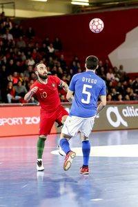Portugal 0-4 Brasil    Amigáveis Seleções Futsal 2019    Ficha do ... 27bd41404df42