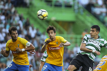 Liga NOS: Sporting x Estoril Praia