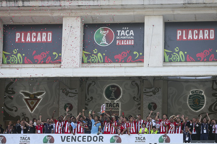 Desp. Aves x Sporting - Taca de Portugal Placard 2017/2018 - Final