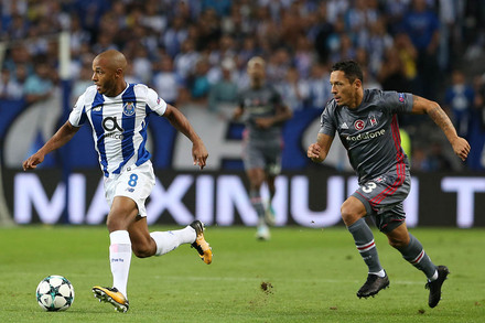 Champions League: FC Porto x Besiktas