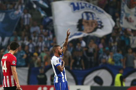 FC Porto v Athletic UEFA Champions League 2014/15