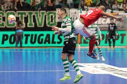 2ce8adf8927e7 Sporting x Benfica - Liga SportZone 2018 2019 - Campeonato Jornada 19