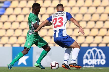 FC Porto 1-3 Farense    Ledman LigaPro 2018 2019    Ficha do Jogo ... e186d4501cfb7