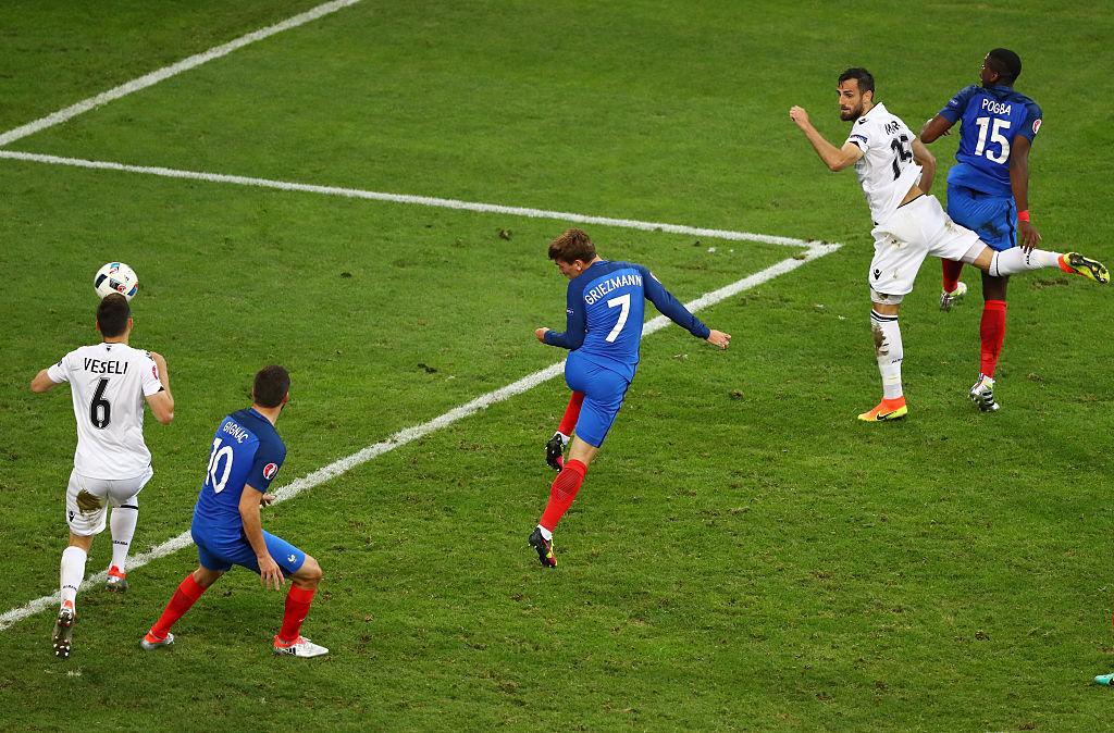 França x Albânia - Euro 2016    zerozero.pt ae66cdd95e256
