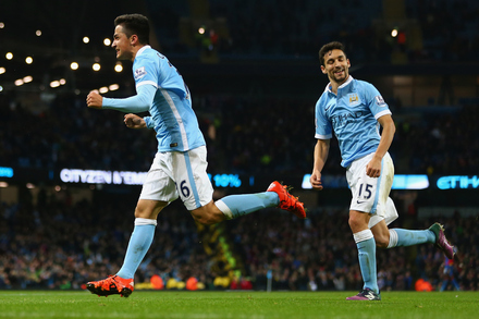 Manchester City 5-1 Crystal Palace