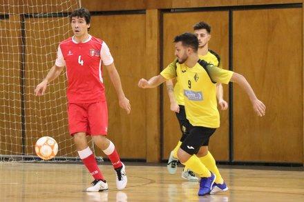 8bdac77446 Braga x Quinta dos Lombos - Liga SportZone 2018 2019 - Campeonato Jornada 12