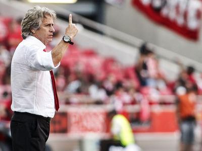 Jorge Jesus  «Acredito que o Sporting jogue cara a cara com o Benfica»     zerozero.pt 5c2bcb444a097